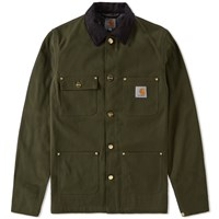 Carhartt Michigan Chore Coat Green