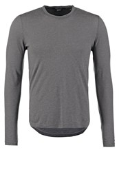 Tiger Of Sweden Legacy Long Sleeved Top Monument Grey