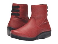 Arcopedico Mitrus Cherry Red Women's Shoes