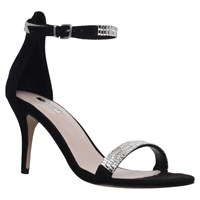 Carvela Giselle Stiletto Sandals Black