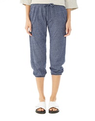 Alternative Apparel Easy Cropped Pants Eco Mock