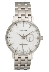 Gant Park Hill Watch Silber Silver