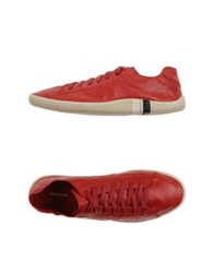 Osklen Low Tops And Trainers Red