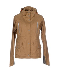 Club Des Sports Jackets Khaki