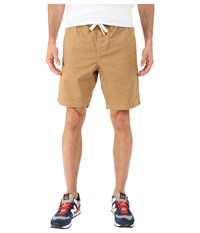 Huf Sun Daze Easy Shorts Khaki Men's Shorts