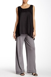 Planet Chic Knit Pant Gray