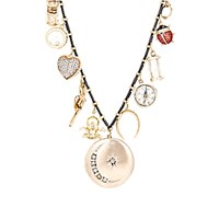Renee Lewis Women's Everything You Need In Life Charm Necklace No Color