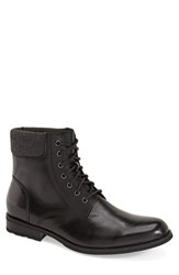 Joe's Jeans Men's Joe's 'Blake' Plain Toe Boot Black