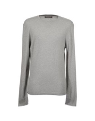 Levi's Red Tab Crewneck Sweaters Light Grey