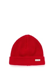 Scotch And Soda 'Bob Blauw' Cotton Beanie