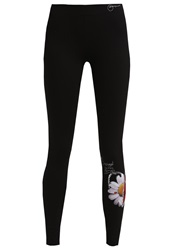 Desigual Laguna Leggings Negro Black
