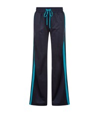 Juicy Couture Colour Blocked Track Pants Female Navy