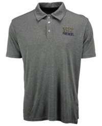 Colosseum Men's Pittsburgh Panthers Yogo Polo Gray