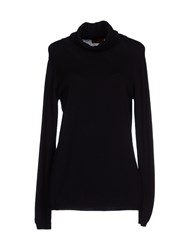 Alpha Massimo Rebecchi Knitwear Turtlenecks Women Black