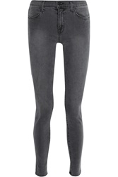 J Brand 620 Photo Ready Mid Rise Skinny Jeans
