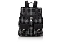 Proenza Schouler Women's Ps1 Plaid Jacquard Backpack No Color