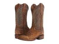 Lucchese M2682 Maple Distressed Cowboy Boots Brown