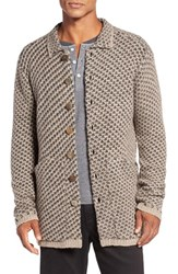 Robert Graham Men's Mestre Button Cardigan