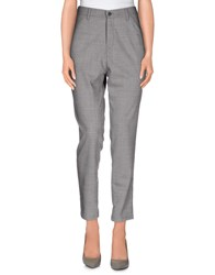 Barena Trousers Casual Trousers Women Grey