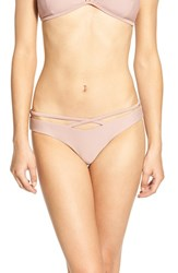 Rip Curl Women's 'Stardust' Strappy Hipster Bikini Bottoms
