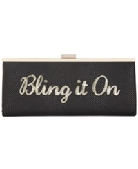 Inc International Concepts Carolyn Clutch Only At Macy's Bling It On