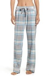 Nordstrom Women's Lingerie Flannel Pajama Pants