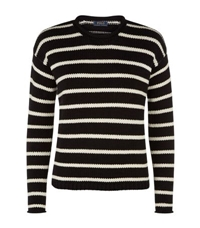 Polo Ralph Lauren Shayla Striped Sweater