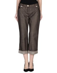 Husky Denim Denim Capris Women
