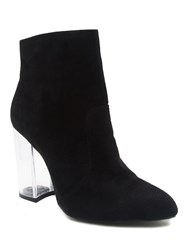 Qupid Ranker Ankle Boot Black