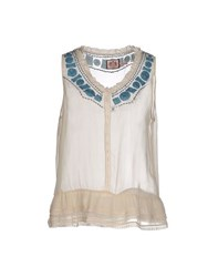 Juicy Couture Topwear Tops Women Beige