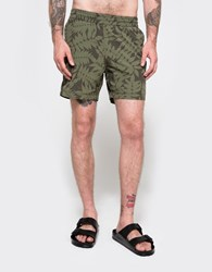 Carhartt Drift Swim Trunk Print Cypress