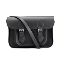 The Cambridge Satchel Company Women's 11 Inch Magnetic Black