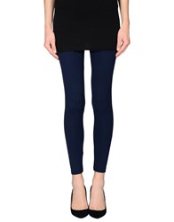 Just For You Trousers Leggings Women Dark Blue