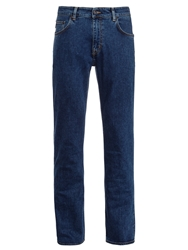 Gant Jason 11 Oz Comfort Regular Jeans Mid Blue