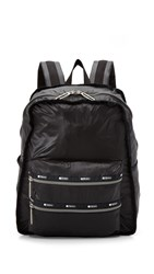 Le Sport Sac Functional Backpack True Black