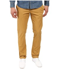 Original Penguin P55 Chino Bistre Men's Casual Pants Bronze