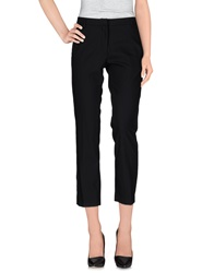Barena Casual Pants Black