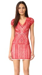 Parker Serena Dress Ruby Red