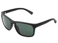Vonzipper Lomax Black Satin Grey Sport Sunglasses