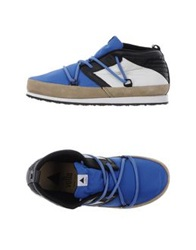 Volta High Tops And Trainers Blue