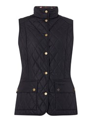 Barbour Saddleworth Quilted Gilet Navy