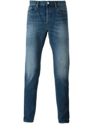 Paul Smith Jeans Slim Fit Jeans Blue