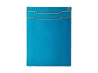 Original Penguin Sterling Card Holder Enamel Blues Credit Card Wallet