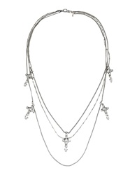 Emanuele Bicocchi Necklaces Silver