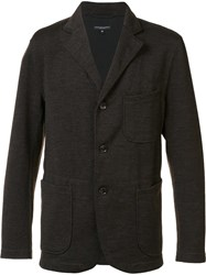 Engineered Garments Notched Lapel Blazer Brown