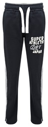 Superdry Applique Casual Tracksuit Bottoms Navy