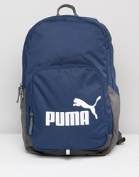 Pumaphase Backpack In Navy 7358902 Navy