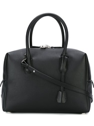 Mcm Medium 'Boston' Bag Black