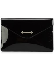 M2malletier Envelope Clutch Black