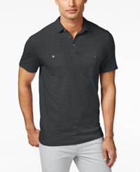 Inc International Concepts Work Polo Only At Macy's Dark Lead